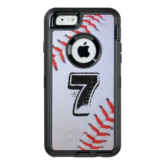 Baseball Otterbox Fall OtterBox iPhone 6/6s Hülle