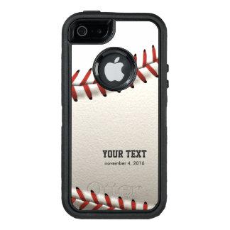 Baseball OtterBox iPhone 5/5s/SE Hülle