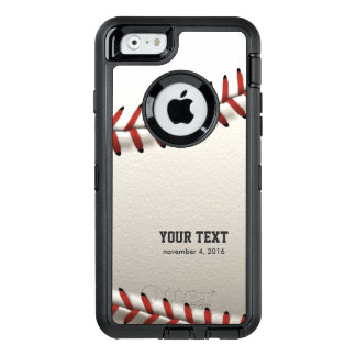 Baseball OtterBox iPhone 6/6s Hülle