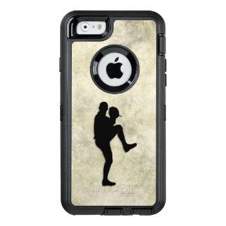 Baseball-Spieler-WerferWindup OtterBox iPhone 6/6s Hülle