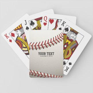 Baseball Spielkarten