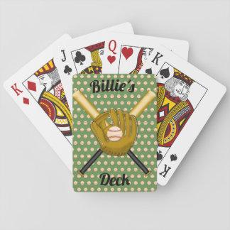 Baseball-Spielkarten Spielkarten