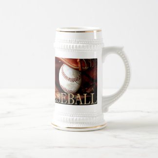 Baseball-Sport Bierkrug