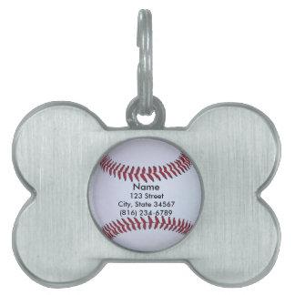 Baseball-Sport Tiermarke