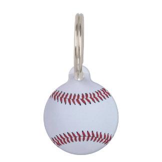Baseball-Sport Tiernamensmarke