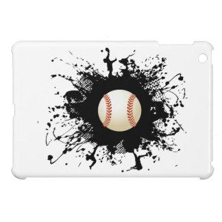 Baseball-städtisches Art iPad Minifall iPad Mini Hülle