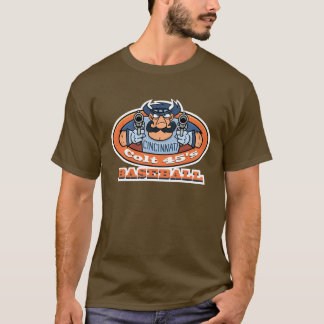Baseball-T - Shirt Cincinnati-Colt-45's