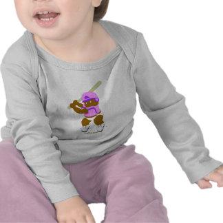 Baseball-Teig-Baby Shirts