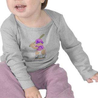 Baseball-Teig-Baby T Shirt