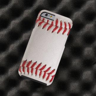 Baseball trägt iPhone 6 Fall zur Schau Tough iPhone 6 Hülle