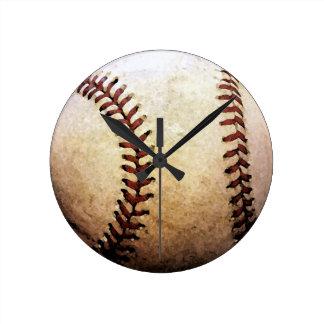 Baseball Uhr