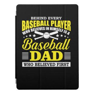 Baseball-Vati glaubt an Baseball-Spieler iPad Pro Cover