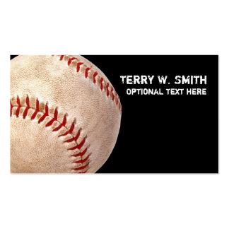 Baseball-Visitenkarte Visitenkarten