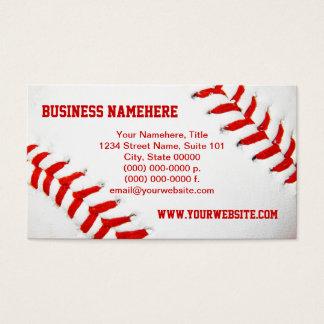 Baseball-Visitenkarten Visitenkarten