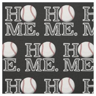 Baseball-Zuhause Stoff