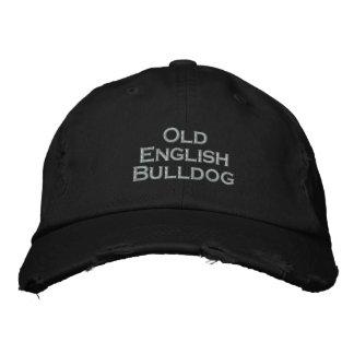 Baseballcap Old English Bulldog Bestickte Kappe