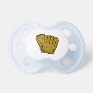 Baseballhandschuh 0-6 Monate BooginHead® Schnuller