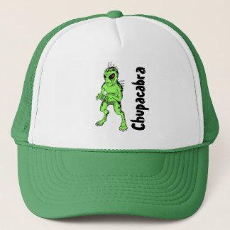 Baseballmütze Chupracabra unerfahrener Mitarbeiter Truckerkappe