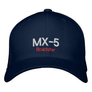 Baseballmütze des Röster-MX-5