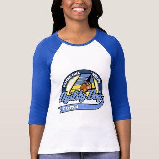 Baseballpembroke-Walisercorgi-Agility T-Shirt