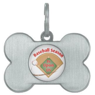 Baseballsaison Tiermarke