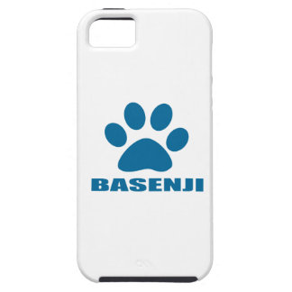 BASENJI HUNDEentwürfe iPhone 5 Schutzhüllen