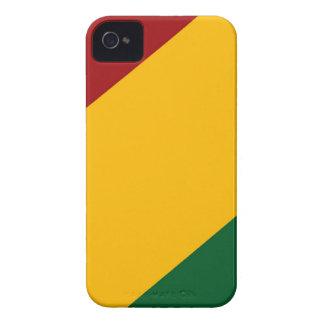 BASIC Rasta durch Picona™ iPhone 4 Case-Mate Hüllen