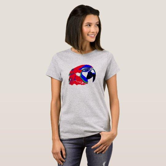"""Basic T-Shirt """"PAPAGEI"""""""