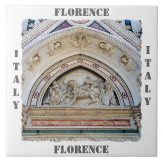 Basilika von Santa Croce, Florenz Fliese