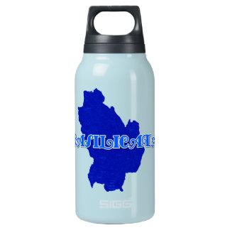 Basilikata Isolierte Flasche