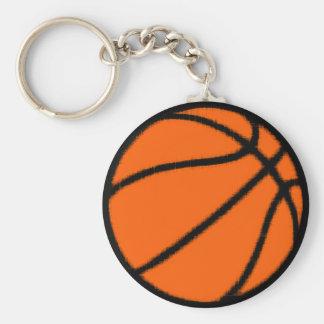 Basketbalball Schlüsselanhänger