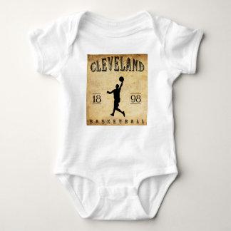 Basketball 1898 Clevelands Ohio Baby Strampler