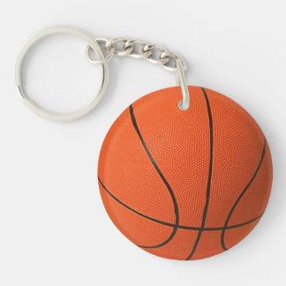 Basketball-Acryl Keychain Schlüsselanhänger