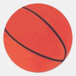 Basketball-Aufkleber