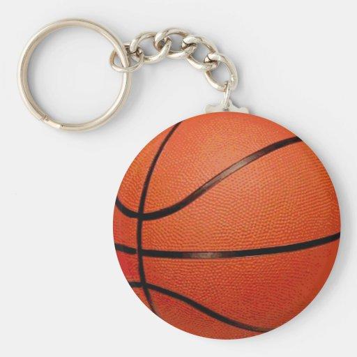 Basketball-Ball Schlüsselbänder