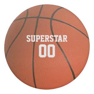 Basketball-Beschaffenheit personalisiert Radiergummi