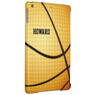 Basketball-Beschaffenheits-iPad Air ケース