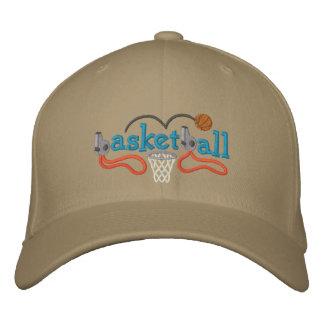 Basketball Bestickte Baseballkappen