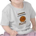 Basketball des Fan-#1 fertigen es besonders an