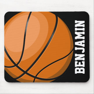 Basketball-Fan Mousepad
