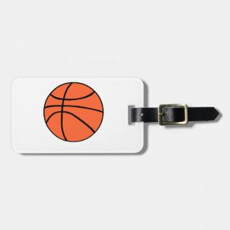 Basketball Gepäck Anhänger