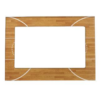 Basketball-Gerichts-12x18 magnetischer Rahmen
