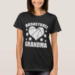 BASKETBALL-GROSSMUTTER-T-SHIRT T-Shirt