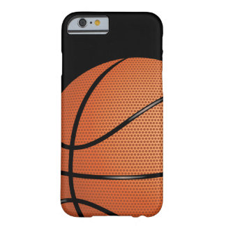 Basketball Barely There iPhone 6 Hülle