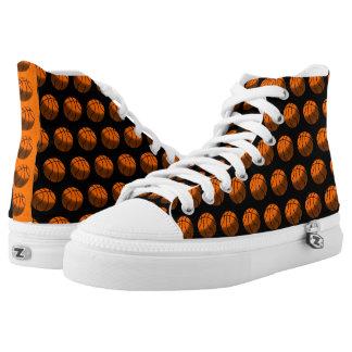 Basketball-hohe Spitzenturnschuhe Hoch-geschnittene Sneaker