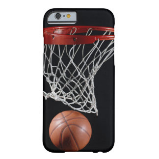 Basketball im Band Barely There iPhone 6 Hülle
