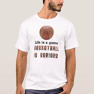 Basketball ist ernst T-Shirt