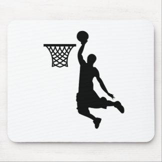 Basketball ist großer Sport Mousepad