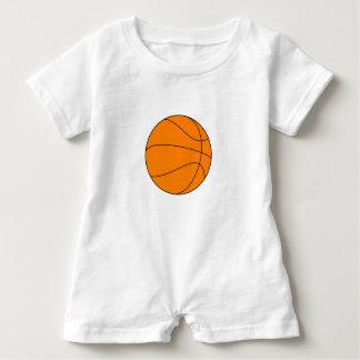 Basketball-Jersey-Spielanzug Baby Strampler