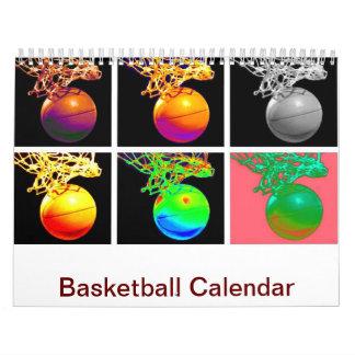 Basketball-Kalender 2017 Kalender